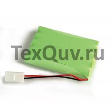Перезаряжаемый аккумулятор 12В 1200 мАч 2/3АА Ni-MH, AA батарейная группа