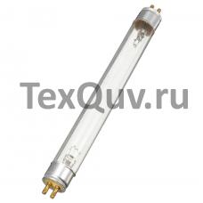 Лампа бактерицидная TUV Т5 8W 287mm 15mm специальная безозоновая