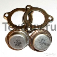 КТ808А  Транзистор
