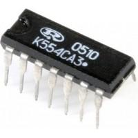 К554СА3А  Микросхема