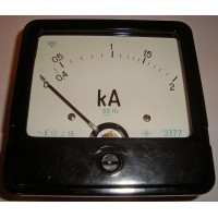 Килоамперметр  Э421 0-2кА