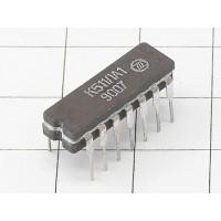 К511ЛА1 Микросхема