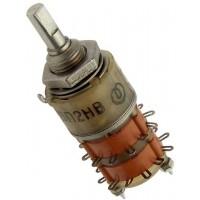 ПГ2-9-6П2НВ переключатель поворотный (201*г)