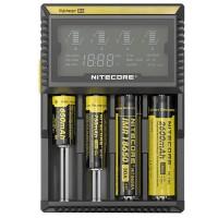 Зарядное устройство Nitecore Digichare D4