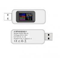 Цифровой USB тестер Keweisi KWS-MX18