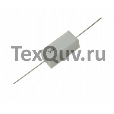 Резистор керамический SQP-15W15RJ (15Вт, 15 Ом, 5%)