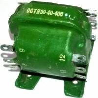 ТН30-40-400 трансформатор