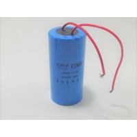 CD60 150мкФ-250В (±5%) пусковой конденсатор с выводами