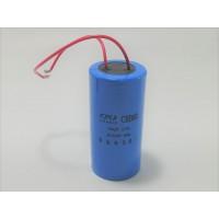 CBB60 50мкФ-450В (±5%) пусковой конденсатор с выводами