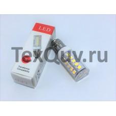 Светодиодная лампа- кукуруза Е12, 3Вт, 110В