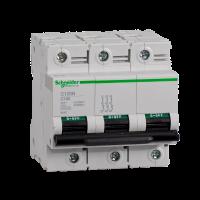 Автоматические выключатели Schneider Electric 3-полюсной C100А C120N 10кА