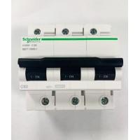 Автоматические выключатели Schneider Electric 3-полюсной C80А C120H 10кА