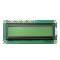 LCD1602 Символьный дисплей 16x2 Зеленый