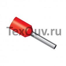 Наконечник-гильза изолированный E1008 1мм²