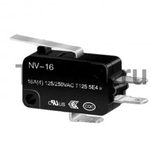 Микропереключатель с длинным рычагом NV-16Z