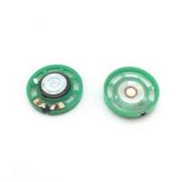 Мини-Динамик Зеленый Ультратонкий 32Ом 0,25Вт 29мм диаметр динамика-29мм, толщина-9мм