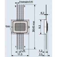 5518АП1ТБМ (Ni) микросхема (201* г)