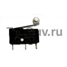 Микропереключатель с рычагом с роликом NS-5G