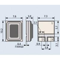 1158ЕН5ГХ (Ni) микросхема (201* г)