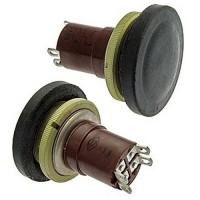 К2-2П 24мм кнопка с протектором