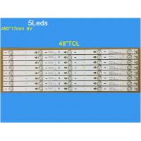 """48"""" TCL 490*17mm 5Leds, LED подсветка для телевизора"""