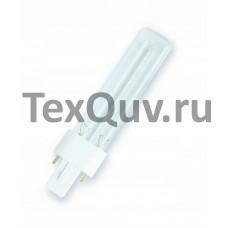 Лампа бактерицидная UVC 11W 2P G23 214mm 12mm специальная безозоновая