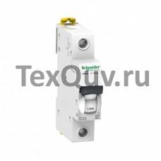 Автоматические выключатели Schneider Electric 1-полюсной C25А iC60N 6кА