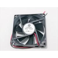 Вентилятор 80x80-25 24VDC 0,23А втулка (CLD8025SM DC24V SLEEVE)