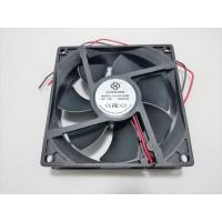 Вентилятор 92x92-25 12VDC 0,17А втулка (CLD9225SM DC12V SLEEVE)