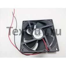 Вентилятор 92x92-25 24VDC 0,17А втулка (CLD9225SM DC24V SLEEVE)