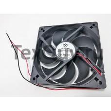 Вентилятор 120x120-25 24VDC 0,17А втулка (CLD12025SH DC24V SLEEVE)