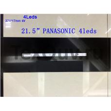 """21.5"""" PANASONIC 371*17mm 4Leds, LED подсветка для телевизора"""