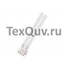 Лампа бактерицидная UVC 11W 4P 2G7 214mm 12mm специальная безозоновая