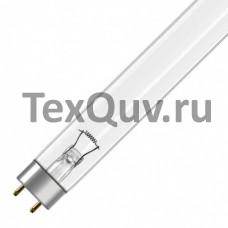 Лампа бактерицидная TUV T8 30W G13 894mm 25mm специальная безозоновая