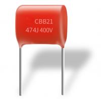 СВВ21 0,47мкФ (474J)-400В Р15 пленочный конденсатор
