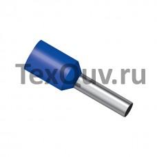 Наконечник-гильза изолированный E2508 2,5мм²