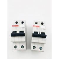 Автоматические выключатели АВВ 2-полюсной GSH201 C63