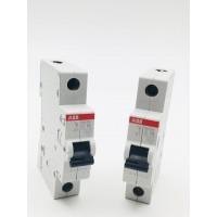Автоматические выключатели АВВ 1-полюсной SH201 C16