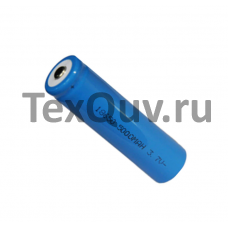 Аккумулятор лития высокой плотности с емкостью 3,7В 5000 мАч