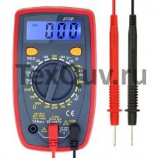 Мультиметр цифровой DT33D