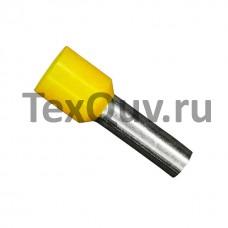 Наконечник-гильза изолированный E6012 6мм²