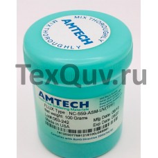 Паяльная паста  AMTECH NC-559-ASM-UV(TPF) 100г