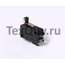 Микропереключатель с коротким рычагом с роликом NV-16G
