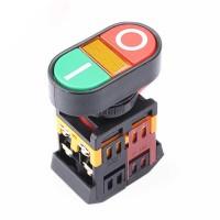 Кнопка APBB-22&25N Пуск-Стоп с подсветкой 10А-240В