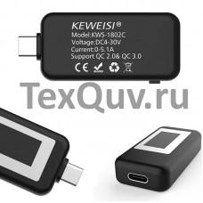 Электронный двухсторонний USB Type-C KWS-1802C