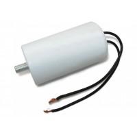 CBB60 150мкФ-450V (±5%) гибкие выводы+болт, пусковой конденсатор