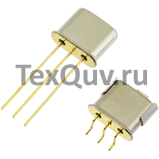 GMCF-4545G15B1/X 45MHz 4 pole crystal filter with 15.0kHz 3dB bandwidth (Colleage)