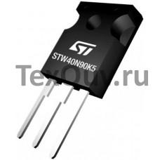 STW21N90K5 силовой транзистор (ST)