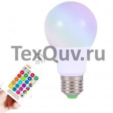 RGB + W/WW светодиодный светильник A50 (с 24-клавишным ИК-пультом дистанционного управления)