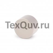 Неодимовый магнит диск 30х20 мм